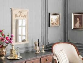 Victorian Romance Ayna - Bej