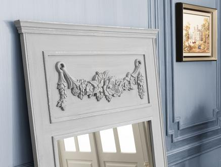 Dekoratif Ayna - Taş