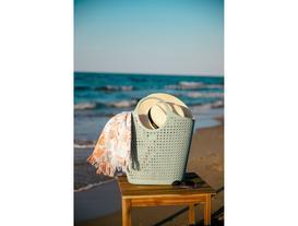 Vacances Plaj Çantası - Yeşil