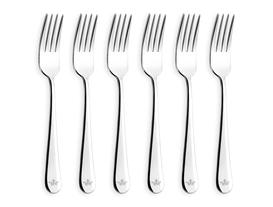 Crown 6-Piece Dinner Fork Set