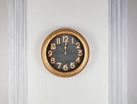 Avangarde Horloge Duvar Saati