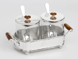Double Jam Pot