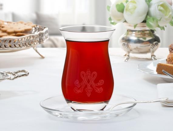 Antoınette 6-Lı Çay Bardağı Seti 168 Ml