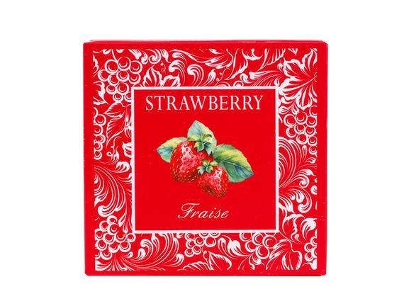Katı Sabun - Kare 100 g Strawberry (Çilek)