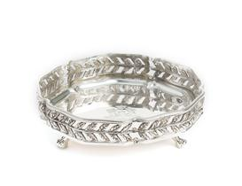 Royale Sunum Tepsisi - Gümüş