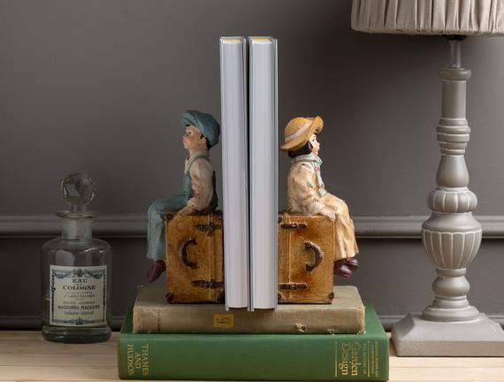 Kitap Tutucu - 19x10x21.5cm