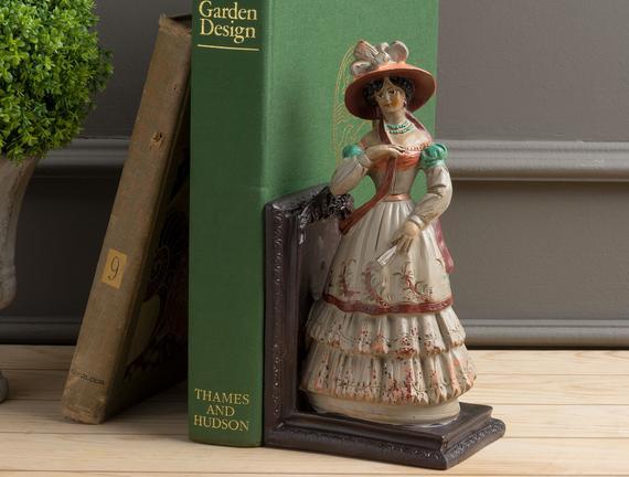 Kitap Tutucu - Lady