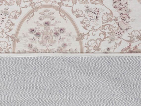 Aubusson Guest Dijital Baskılı Halı - Taş - 160x230 cm