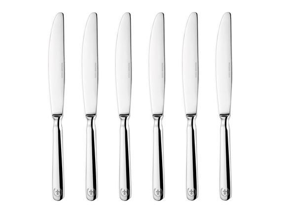 Fleur De Lys Yemek Bıçağı 6`li Set