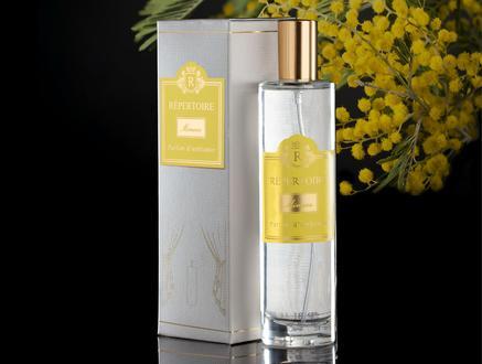 RÉPERTOIRE  Cam Şişe Oda Spreyi 100 ml  Mimosa (Mimoza)