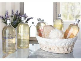 RÉPERTOIRE  Sıvı Sabun Refill (Ekonomik Şişe) - Savon de Marseille (Zeytinyağlı) 1000 ml Chevrefeuille (Hanımeli)
