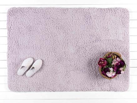 Sheep Banyo Paspası - Mürdüm