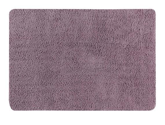 Sheep Banyo Paspası - Koyu Mürdüm - 100x150 cm