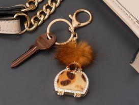 Çanta Figürlü Anahtarlık