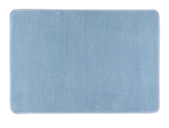 Jakar Flanel Banyo Paspası - Indigo - 120x180 cm