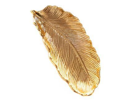 Feuille Dekoratif Obje - Gold