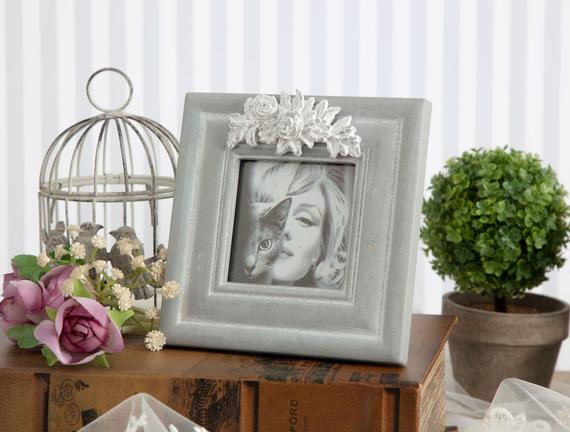 Romantique Rose Fotoğraf Çerçevesi