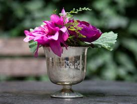 Mini Goblet Cam Vazo