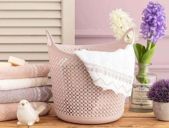 Mini Plastic Basket