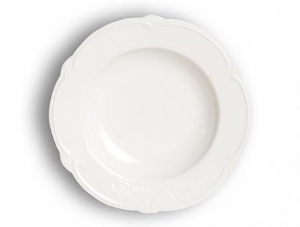 Olive New Bone China Yemek Tabağı