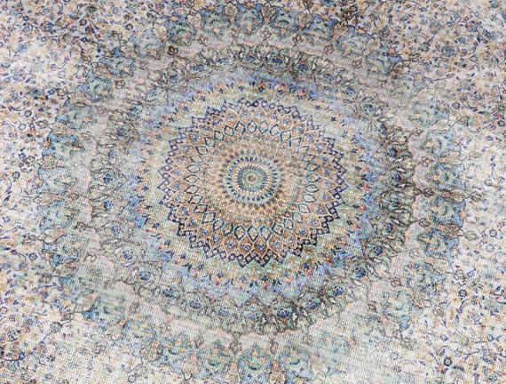 İpeksi Kadife Halı 80X150 cm