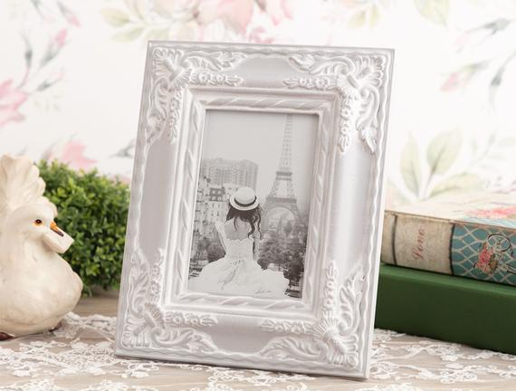 Romantique Bloom Fotoğraf Çerçevesi