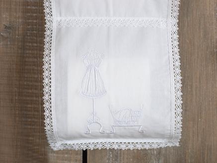 Tuvalet Kağıdı Koruyucusu - 16,5x44 cm