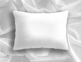 Silikon Yastık - Beyaz