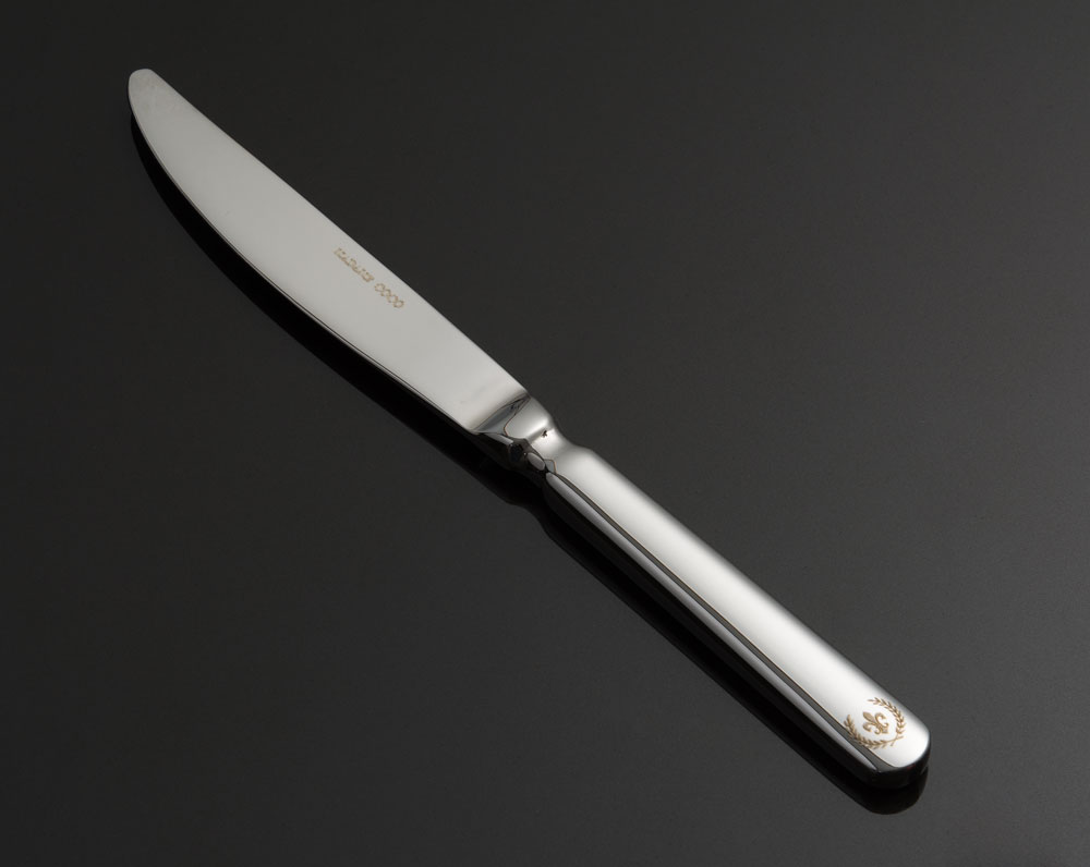 Fleur De Lys Tatlı Bıçağı