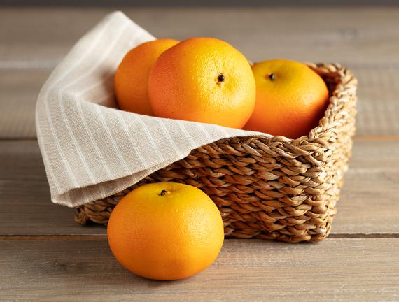 Decorative Tangerine