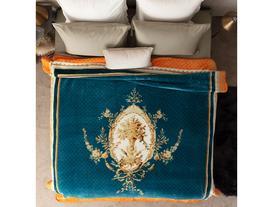 Benard Vizon Baskılı Battaniye 200x240 cm