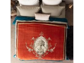 Benard Vizon Baskılı Battaniye 220x240 cm