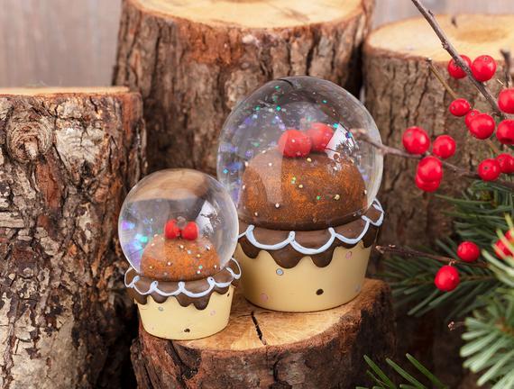 Cam Küre - Cupcake