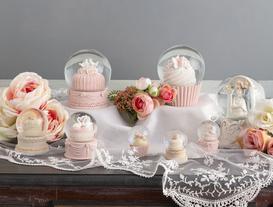 Gâteaux Kar Küresi - Mor