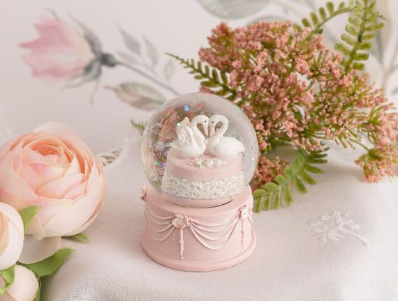 Cam Küre - Düğün Pastası