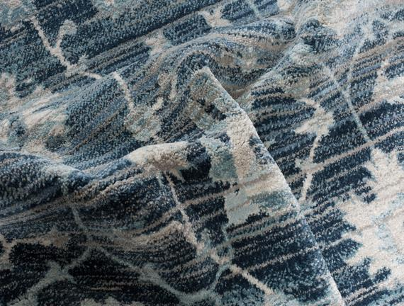 Orient Colombe Halı - Lacivert - 160x225 cm