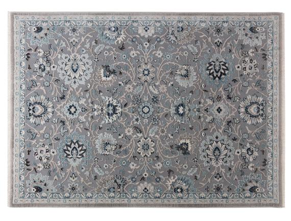 Vivid Elian Halı - Gri - 200x280 cm
