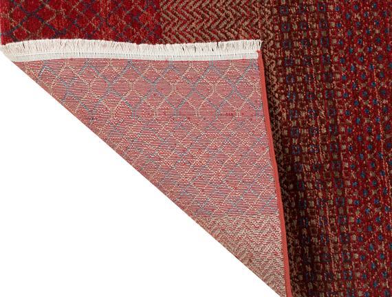 Orient Prunille Halı - Bordo - 160x225 cm