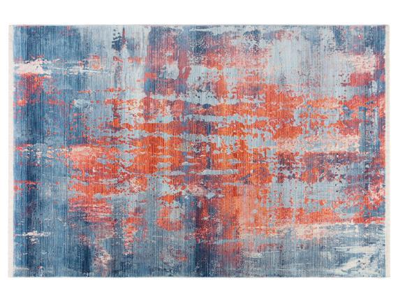 Glare Toulouse Carpet - Navy