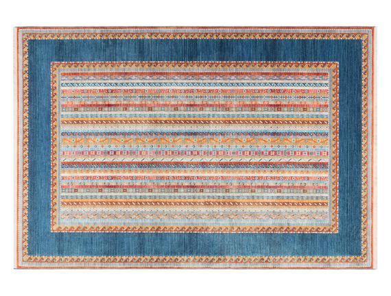 Glare Toulon Carpet - Navy