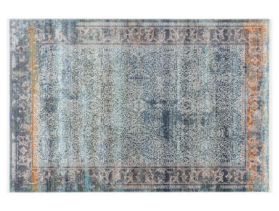 Glare Nımes Carpet - Blue