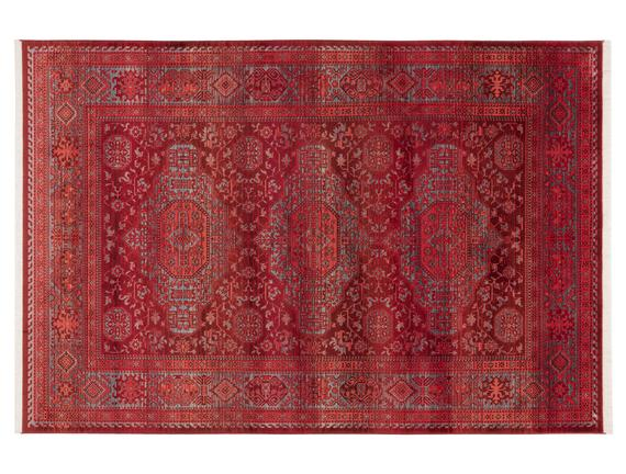 Glare Thionville Carpet - Red