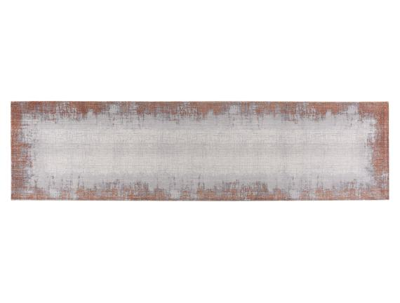 Glare Valence Halı - Gri 80x300 cm