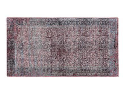 Glare Mulhouse Halı - Lacivert - 80x150 cm