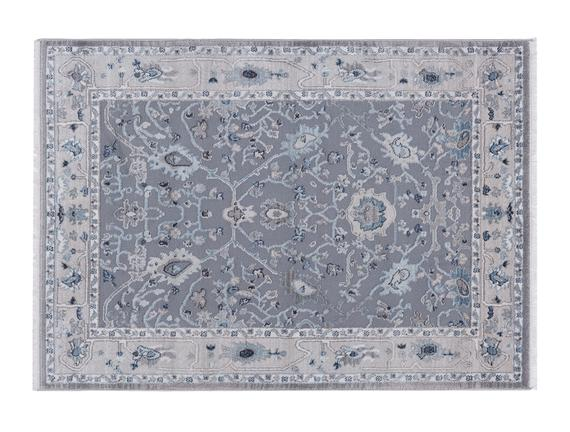 Vivid Helie Halı - Gri - 120x170 cm
