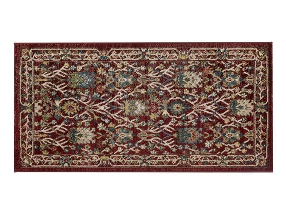 Orient Eulalie Halı - Bordo - 76x150 cm