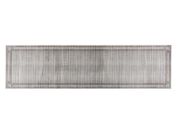 Glare Aela Halı - Gri - 80x300 cm