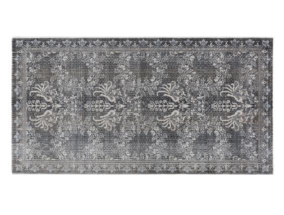 Glare Alia Halı - Gri - 80x150 cm