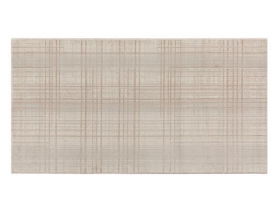 Glare Charentes Halı - Kemik - 80x150 cm