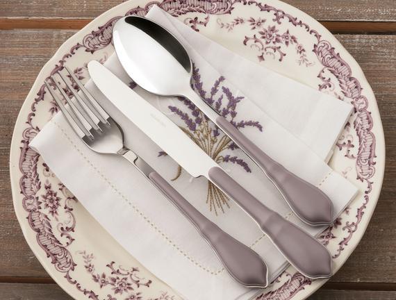 Victoria Lilac Yemek Bıçağı